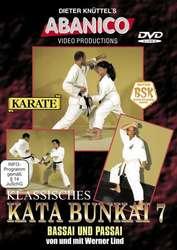 Klassisches Kata Bunkai Teil 7 - Bassai und Passai