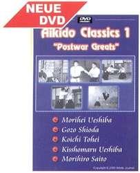 Aikido Classics - Ueshiba, Saito