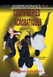 Coups de pied acrobatiques