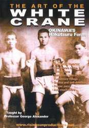 Hakuturu White Crane