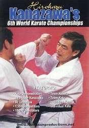Hirokazu Kanazawa 6th World Karate Championships