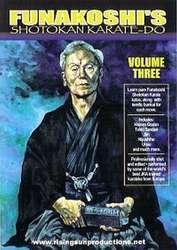 Funakoshi's Shotokan Karate-Do Vol.3