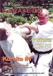 The Art & Science of Traditional Shotokan Karate-Do Kumite Vol.1