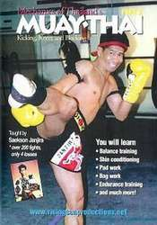 Mechanics of Thailand's Muay Thai Vol.2