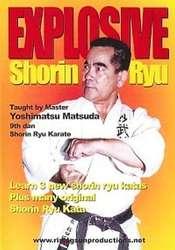 Yoshimasa Matsuda Shorin Ryu Karate-Do