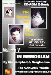 E-Book The Dragon and The Tiger Bruce Lee JKD Vol.5
