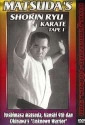 Matsuda's Shorin Ryu Karate Vol.1