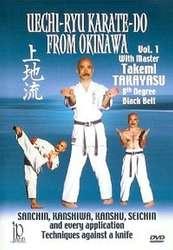 Okinawa Uechi Ryu Karate-Do by Takémi Takayasu 8.Dan Vol.1