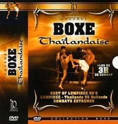 Thai Boxing 3 DVD Box Set
