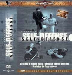 Self-Defense Vol.1 3 DVD Box Set