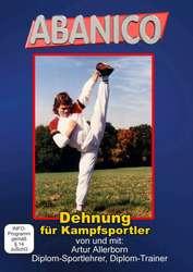 DVD Dehnung für Kampfsportler
