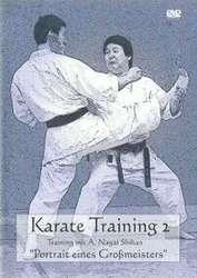 Karate Training Vol.2 Portrait eines Großmeisters
