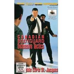 DVD Bodyguard Defensive Tacties