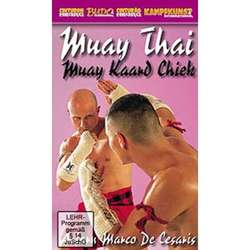 DVD Muay Thai - Kaard Chiek