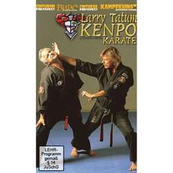 DVD Kenpo Karate