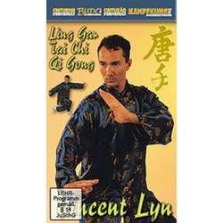 DVD Ling Car - Thai Chi - Qi Gong