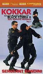 DVD Kokkar - Special Combat Black Cobra II (Vol. 1)