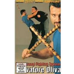 DVD Professional Fighting System