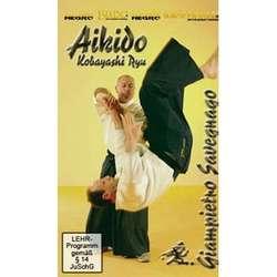 DVD Aikido Kobayashi Ryu