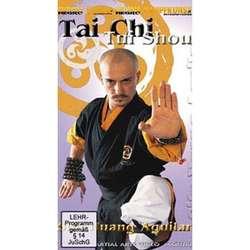 DVD Tai Chi Tui Shou, Vol. 8