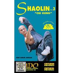 DVD Shaolin Chi Kung, Vol. 3