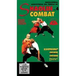 DVD Shaolin Combat, Vol. 4