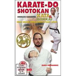 DVD Karate-Do Shotokan Vol. 2