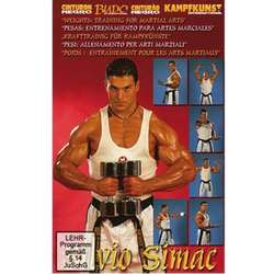 DVD Krafttraining für Kampfkünste