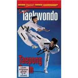 DVD  SUPER TAEKWONDO