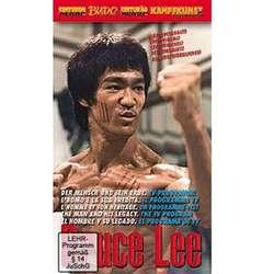 DVD Bruce Lee: Der Mensch und sein Erbe