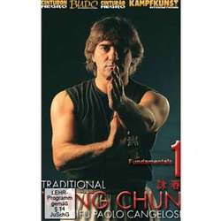 DVD Wing Chun (Vol. 1)