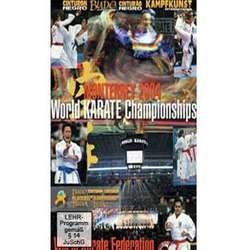 DVD Monterrey 2004 - World Karate Championships