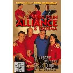 DVD ALLIANCE & WING TSUN & ESCRIMA