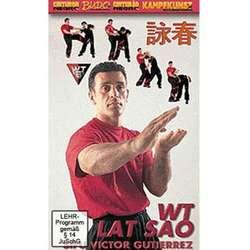 DVD Lat Sao - Wing Tsun