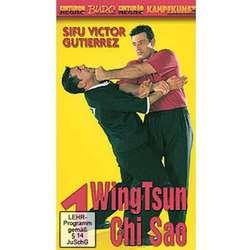 DVD WT-Chi Sao - Vol. 1
