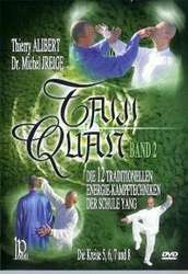 Taiji Quan The 12 Ancient Energy Fighting Vol. 2