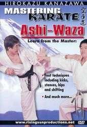 Mastering Karate Ashi-Waza