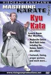 Mastering Karate Kyu Kata