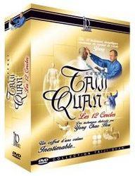 Taiji Quan Die 12 energetischen Kreise 3 DVD Box