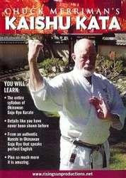 Okinawan Goju Ryu Karate Kaishu Kata