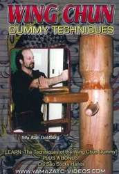 Wing Chun Dummy Techniques