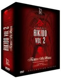 Aikido Vol.2  3 DVD Box!