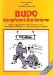 Buch Budo Kampfsport-Karikaturen
