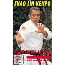 DVD Castro - Shaolin Kenpo