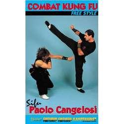 DVD Cangelosi - Combat Kung-Fu
