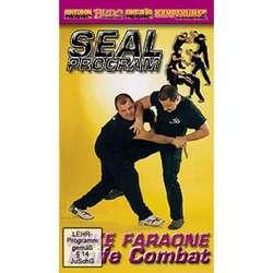 DVD Faraone - Seal Programm Knife Combat