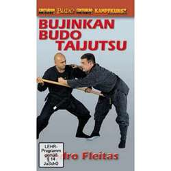 DVD Fleitas - Bujinkan Budo Taijutsu