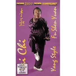DVD Yuan - Tai Chi Yang Style