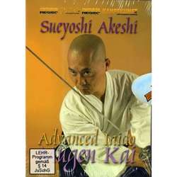 DVD Akeshi - Iaido Advanced & Special Training