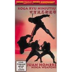 DVD Hombre - Ninja Weapons